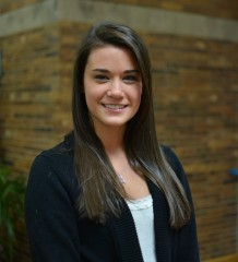 Elizabeth Mechling, freshman nursing major
