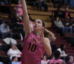 Brie Brennan, Pink Zone game
