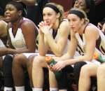 women's bball bench pic